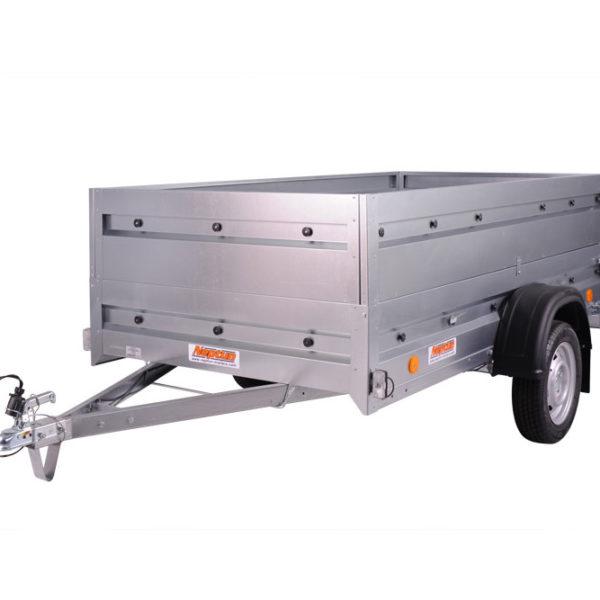 Förhöjningslämmar 370mm till släpvagn